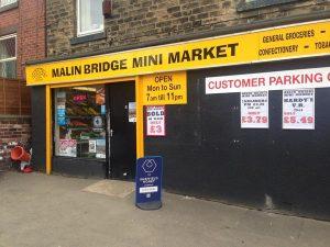 Picture of Malin Bridge Mini Market Sheffield